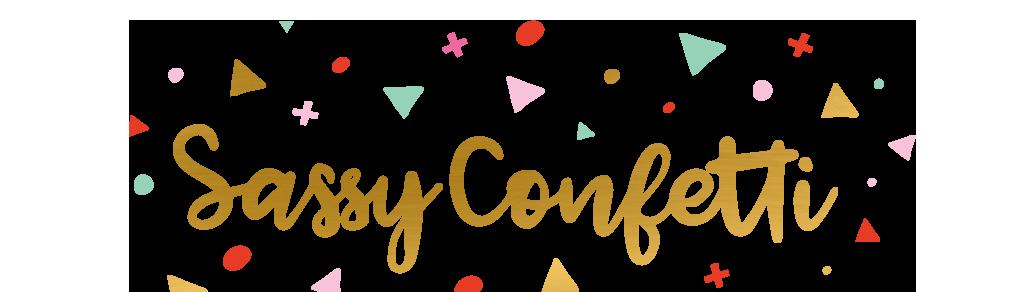sassy confetti