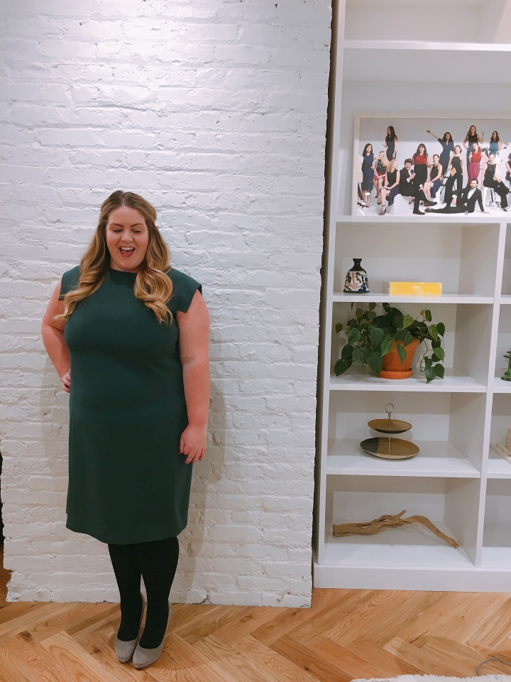 Why MM.LaFleur is Perfect for the Corporate CurvyWoman